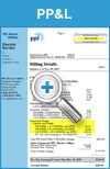 Sample PP&L Bill